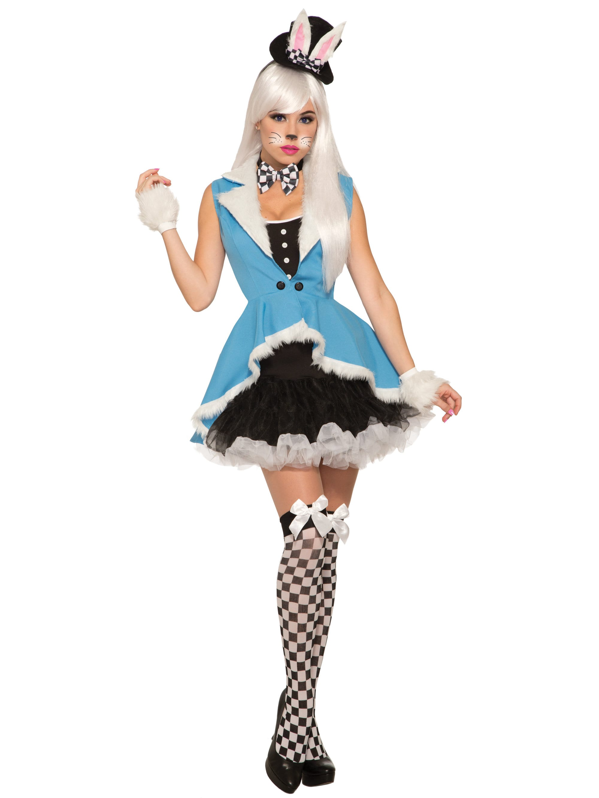 White Bunny Costume For Women - Womens Costumes for 2018 ...