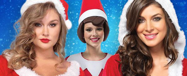 Christmas Womens Costumes & Accessories