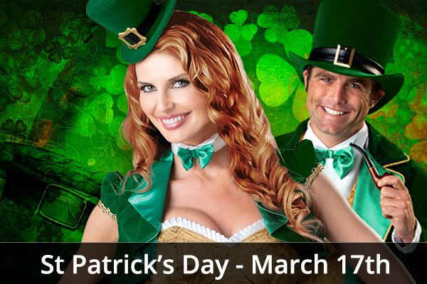 St Patrickds Day costumes and accessories