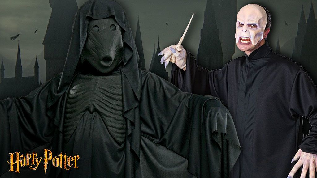 Harry Potter Villains Costumes
