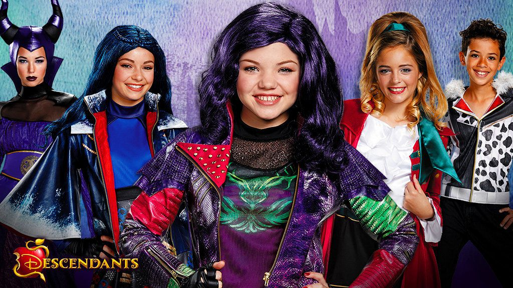 Group Disney Villains Costume | Wholesale Halloween Costumes for kids