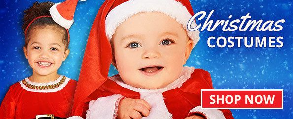 Infant toddler, Christmas Costumes