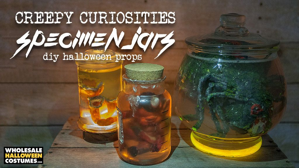 DIY Specimen Jars