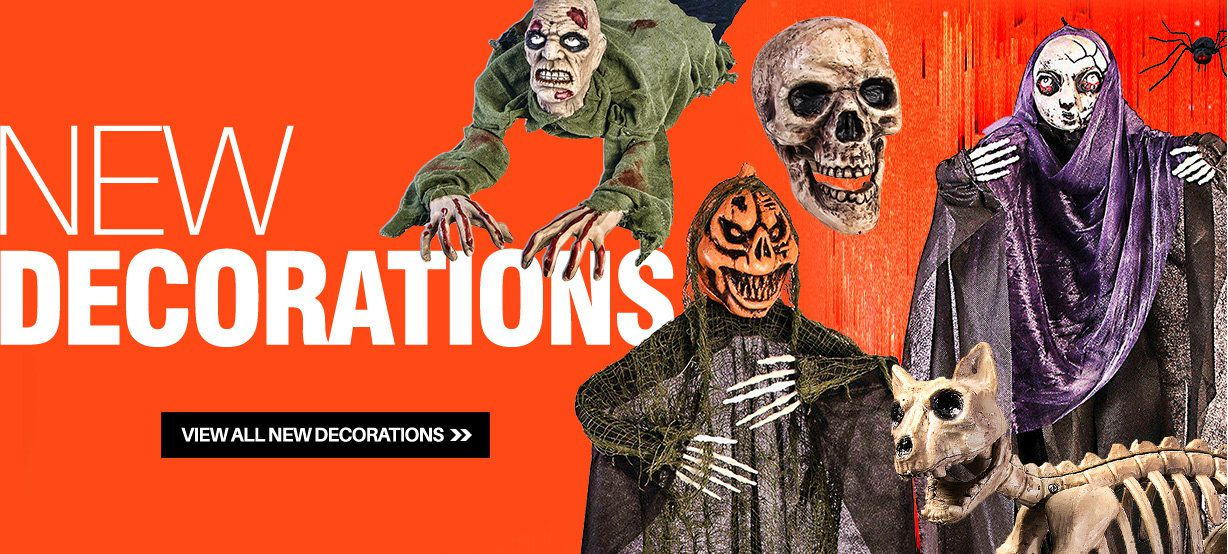 find the best decorations for halloween and every occasion
