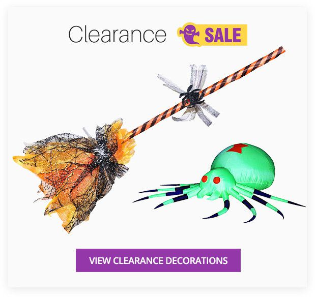 Clearance Decor