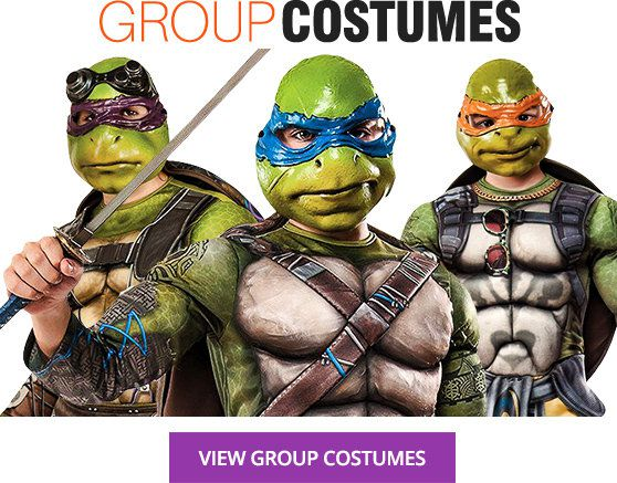 Boys Group Costumes