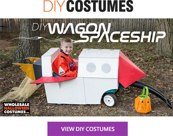 if you are the creative type of parents try creating a diy halloween costume for your son there are tons of items available on our website that can be