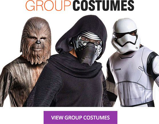 Mens Group Costumes