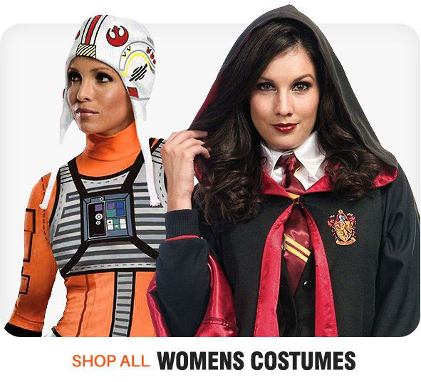 New Women's Costumes
