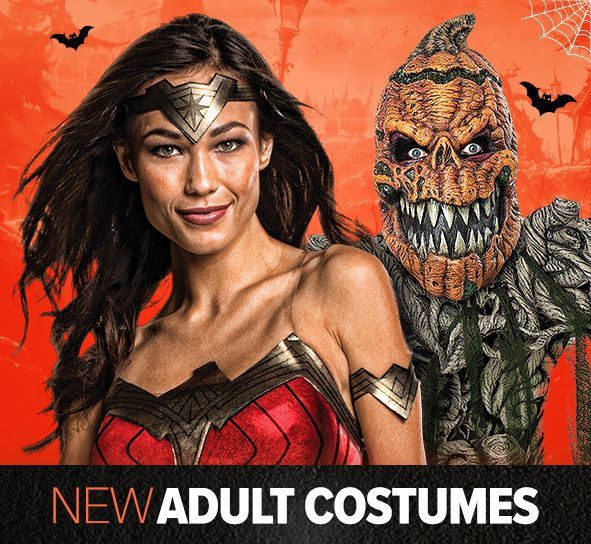 New Adult Costumes