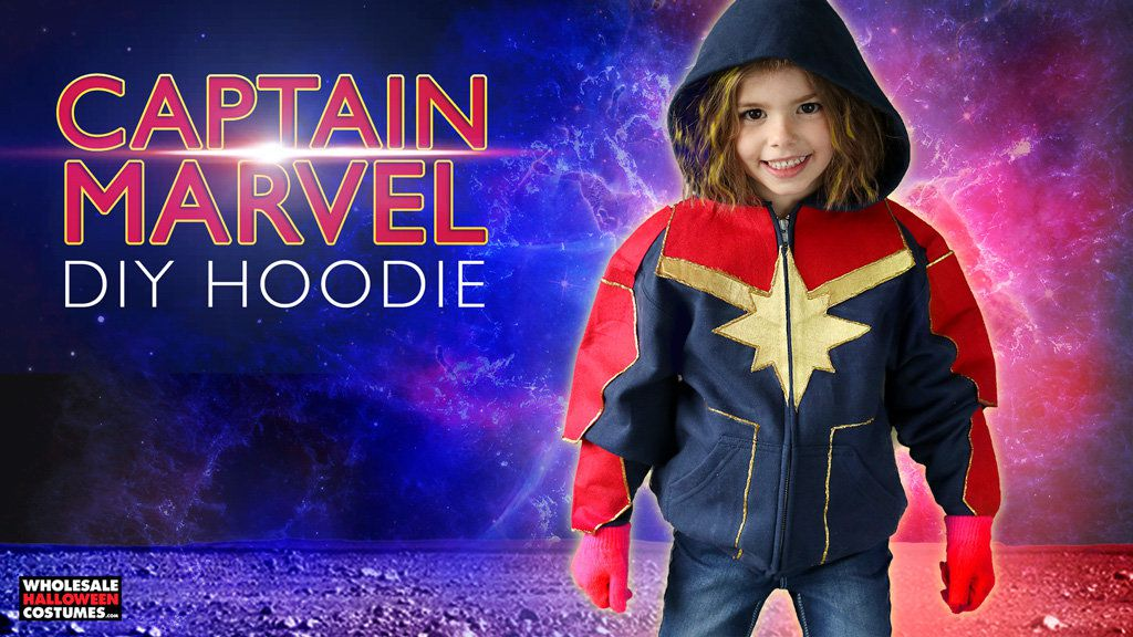 Marvel Halloween Costumes Diy.Captain Marvel Costumes Superhero Costumes At Wholesale Halloween