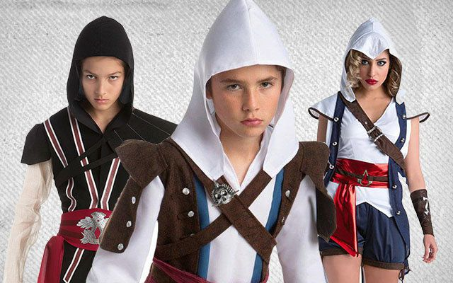 Assassin S Creed Costume Wholesale Group Costumes