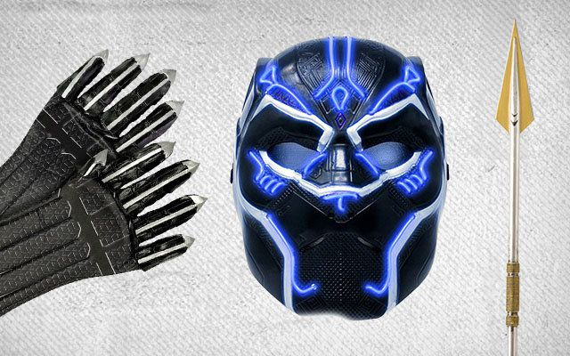 Black Panther Costume Accessories