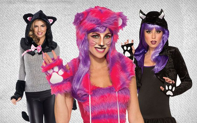 Womens Cat Costumes