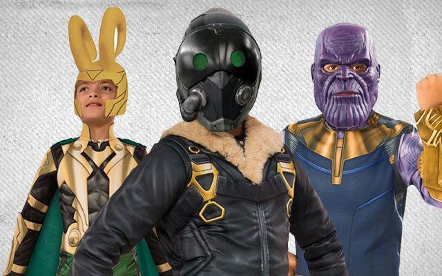Marvel Villain Costumes