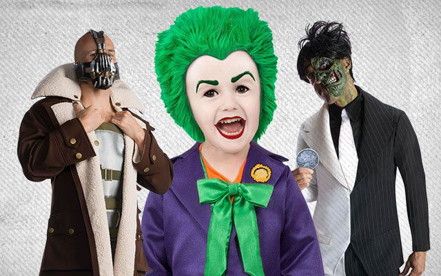DC Villains Costumes