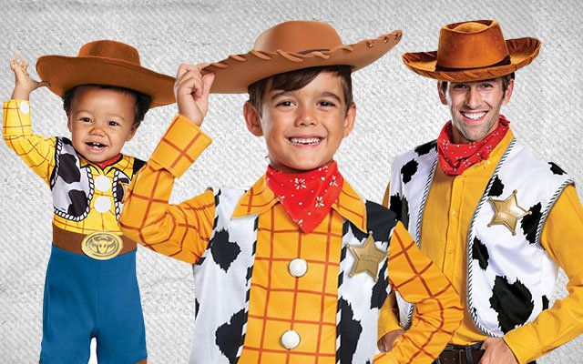 Woody Costumes Toy Story