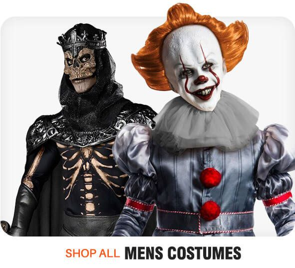 New Men's Costumes