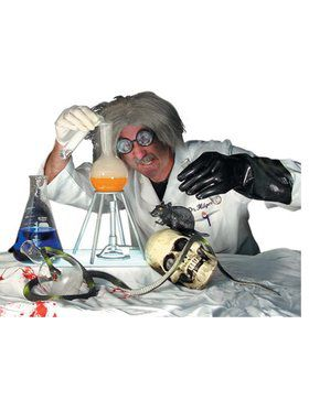 10 Piece Mad Science Lab Kit