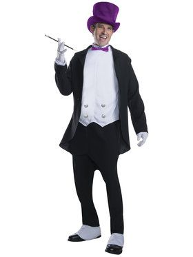 1960's Penguin Adult Costume