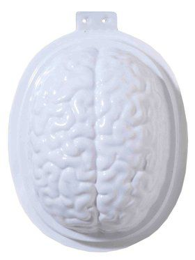 2 Brain Jello Molds