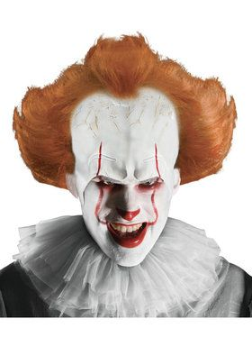 2017 Movie Pennywise Adult Clown Wig