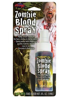 2oz Zombie Blood Spray