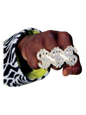 3 Finger $$$ Ring