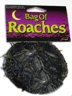 40 Count Bag O'Roaches