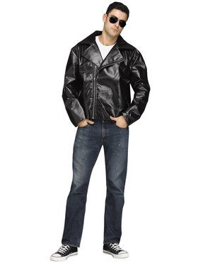50s Biker Jacket For Adults