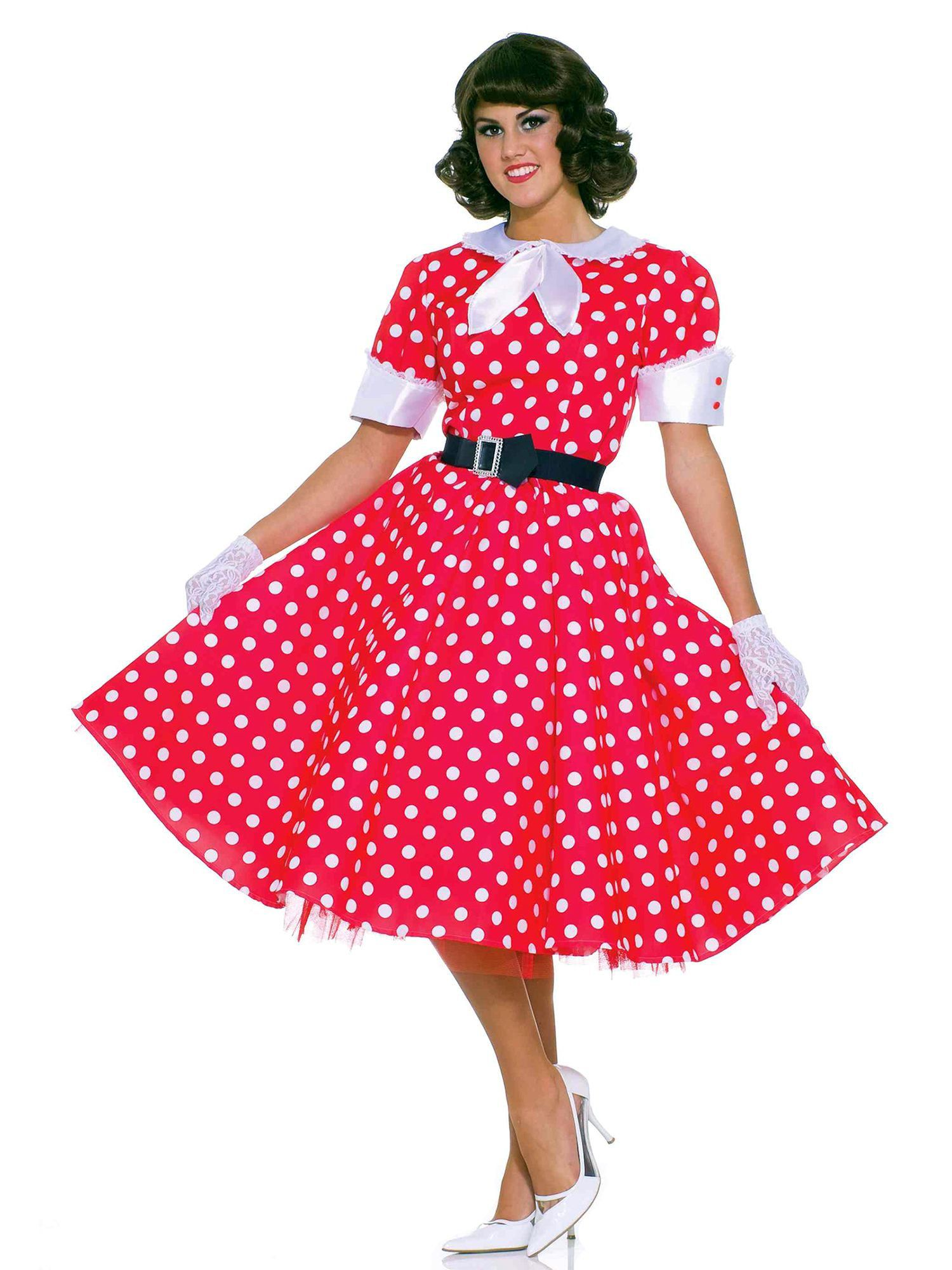 39c8041904ba 50s Housewife Adult Costume - Womens Costumes for 2018 | Wholesale ...