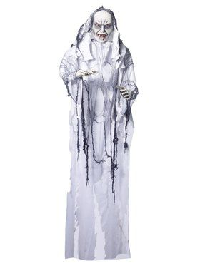 6' Hanging Ghost Vampire Decoration