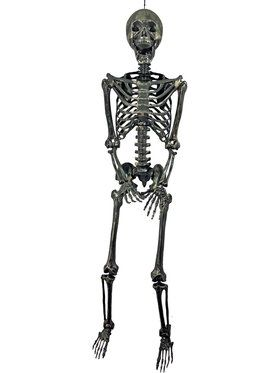 "60"" Posable Gold Skeleton Prop"