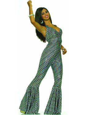 70s Boogie Dancing Babe Adult Costume