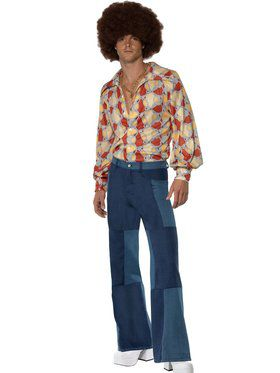 70's Retro Men's Costume