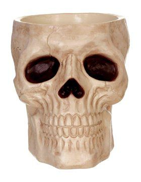 "8"" Skull Candy Bowl"