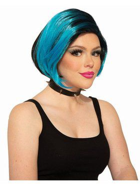 80s Punk Girl Adult Wig