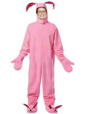 A Christmas Story Bunny Suit Boy's Costume