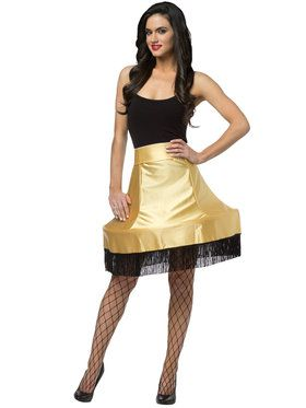 A Christmas Story Women's Leg Lamp Skirt for Adults
