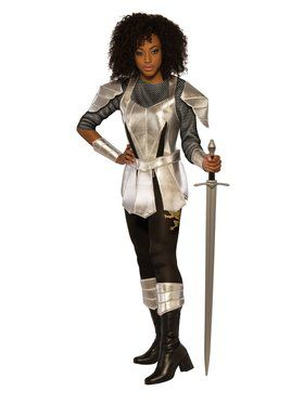 Womens A Knight To Remember Costume