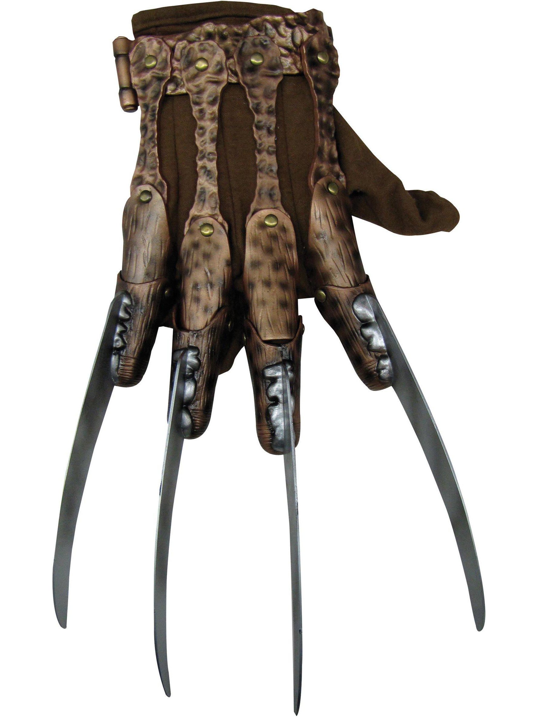 A Nightmare On Elm Street - Deluxe Freddy Glove Adult 35509R