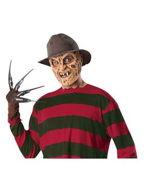 A Nightmare On Elm Street Freddy Krueger Deluxe Fedora