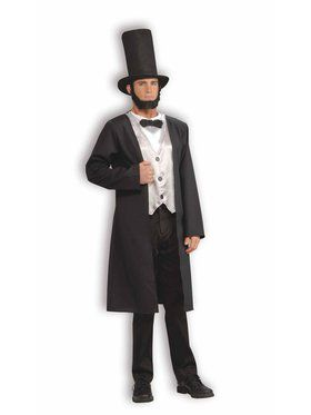 Abe Lincoln Adult Costume  sc 1 st  Wholesale Halloween Costumes & Mens Teddy Roosevelt Costume - Historical Adult Costumes