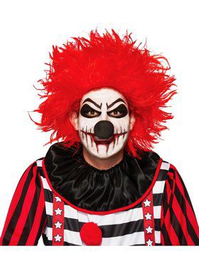 Killer Clown Wig for Men