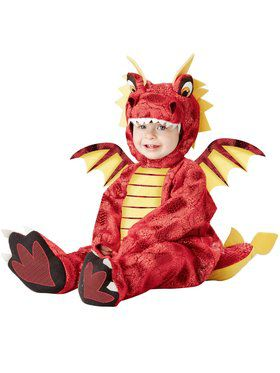 Adorable Dragon Infant Toddler Costume