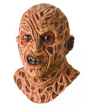 Adult A Nightmare On Elm Street Freddy Krueger Deluxe Mask