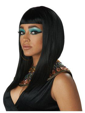 Adult Angular Egyptian Cut Wig