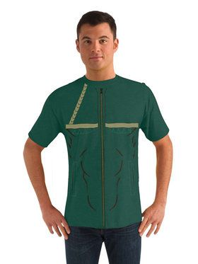 Adult Arrow T-Shirt Costume