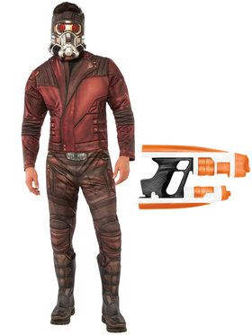 Adult Avengers Endgame Star Lord Costume Kit