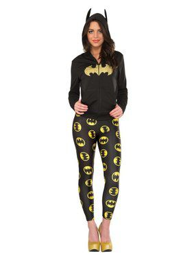 Batgirl Leggings for Adult